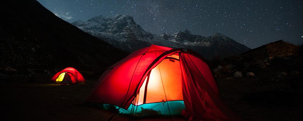 C&ing along the Manaslu Circuit by Alex Treadway & Top 12 Best Treks in Nepal - TrekkingPartners