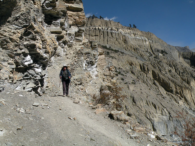 Trekking in Dolpo