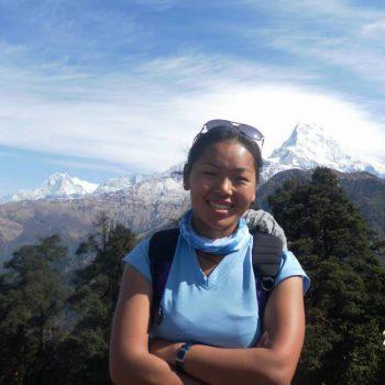 Lakpa Lhamu Sherpa